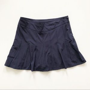 Athleta Navy Wear About Tennis Skort Active Skirt
